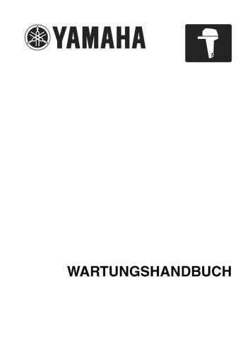 Yamaha-Werkstatthandbuch als PDF-Datei | Bootshop Isselhorst - Ihr ...
